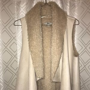 Urban Outfitters Furry Vest